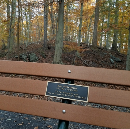 On Facebook: Ron Silberstein Healing Bench